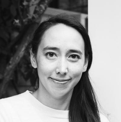 Sara Hubbard, yoga teacher