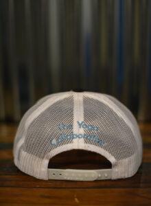 Trucker hat with TYC logo, back