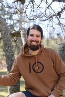 Andrew Cox, yoga teacher