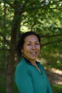 Sharon Koh Murray, yoga teacher